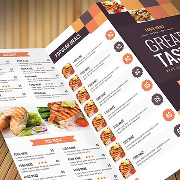Jak powinna wyglądać dobra karta menu
